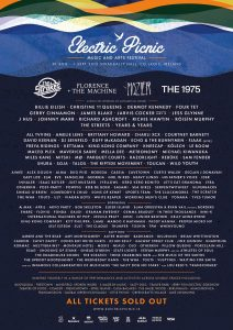 Electric Picnic 2019 Line Up