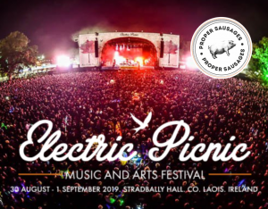Electric Picnic - O'Flynn's Gourmet Sausage Company