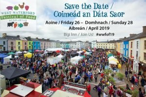 West Waterford Festival of Food 2019 Save The Date