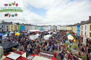 West Waterford Festival of Food 2019 Market