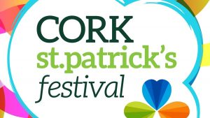 St Patricks Day Festival Cork City Logo